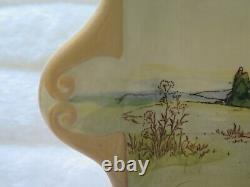 Royal Doulton Series Ware Tab Handled Sandwich Tray The Cotswold Shepherd