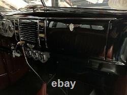 Vintage Winged Glove Box Pull Handle Knob SCTA Hot Rod Dash Art Deco Ashtray