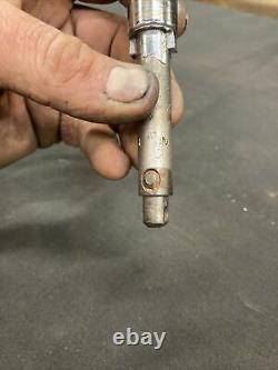 1940 Chevrolet Chevy Locking Door Handle 40 Bomb Original Gm Hot Rat Rod Og Chev