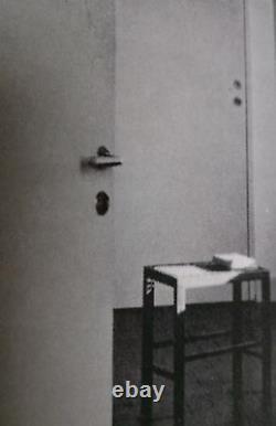 Ferdinand Kramer Poignée De Porte + Knob Nouveau Frankfurt Modernist Design Bauhaus Ère