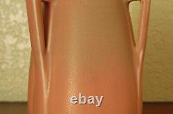 Perfect Rookwood Pottery Art Déco 3-handled Cabinet Vase XXVIII 1928 #2330