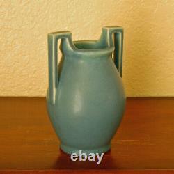 Vintage Rookwood Pottery Art Déco 2-handled Cabinet Vase XXVIII 1928 #2558