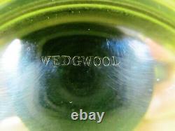 Wedgwood Par International Argent Sterling Plaque À Pied Avec Poignées. 137,8 Grams